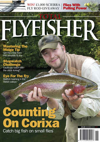 Total FlyFisher issue November 2011