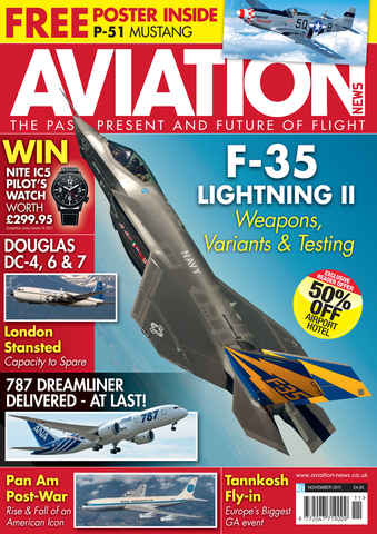 Aviation News issue November 2011