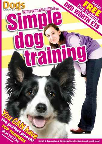 Dogs Monthly issue Simple Dog Training