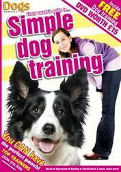 Simple Dog Training issue Simple Dog Training
