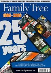 Family Tree 25 Years Edition issue Family Tree 25 Years Edition