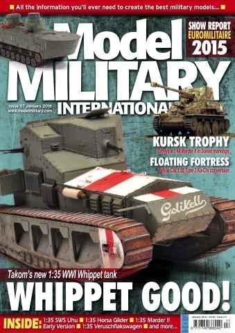 Model Military International issue 117