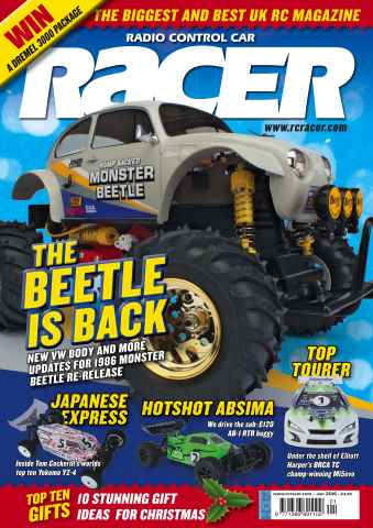 Radio Control Car Racer issue Jan 16