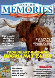 Scottish Memories issue January 2016