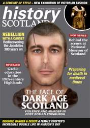 History Scotland issue January-February