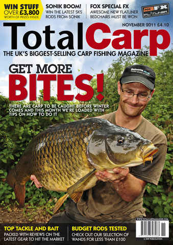 Total Carp issue November - 2011