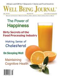 Well Being Journal issue March April 2011