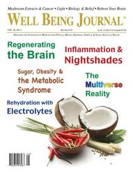 Well Being Journal issue May June 2011