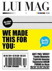 LUI MAG issue LUI MAG 19-10-2011