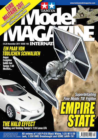 Tamiya Model Magazine issue 193
