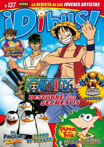 Revista ¡DIBUS! Preview