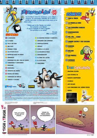 Revista ¡DIBUS! Preview 3