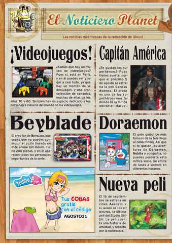 Revista ¡DIBUS! Preview 6