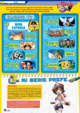 Revista ¡DIBUS! Preview 8