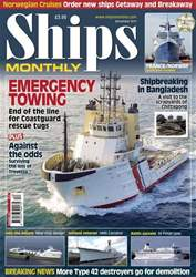 Ships Monthly issue Ships Monthly December 2011