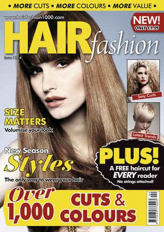 Hair Fashion issue Issue 4