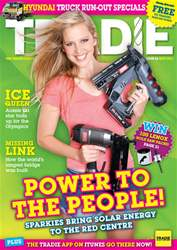 Tradie issue Tradie November 2011