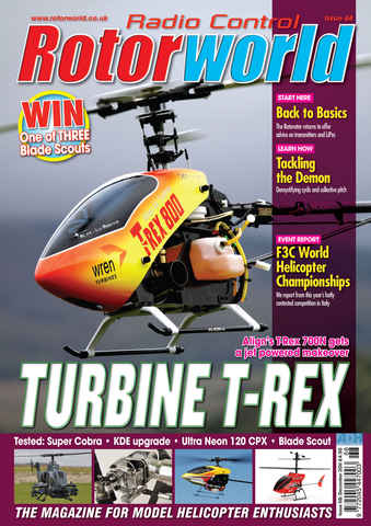 Radio Control Rotor World issue 68
