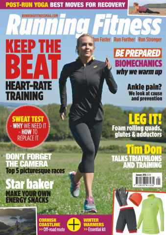 Running Fitness issue No. 185 Keep The Beat