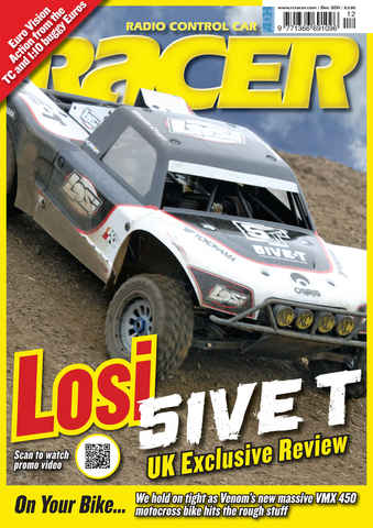 Radio Control Car Racer issue Dec 2011
