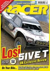 Radio Control Car Racer issue Dec 2011