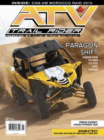 ATV Trail Rider issue Jan Feb 2016