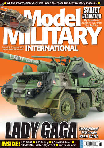Model Military International issue 68