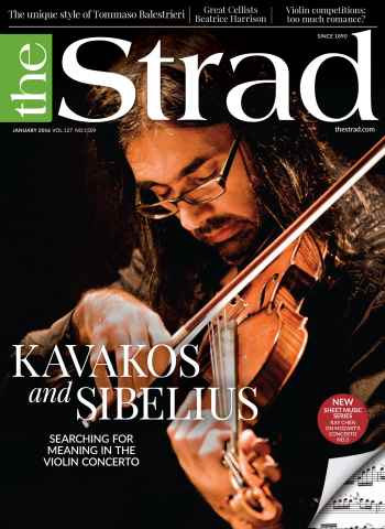 The Strad issue January 2016