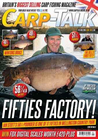 Carp-Talk issue 1101