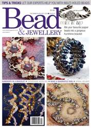 Bead Magazine issue DEC/JAN 2016