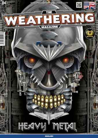 The Weathering Magazine issue HEAVY METAL
