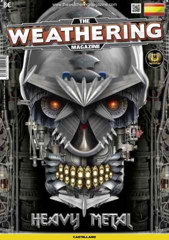 The Weathering Magazine Spanish Version issue HEAVY METAL