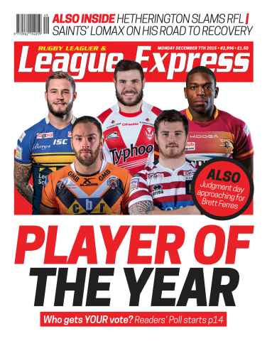 League Express issue 2996
