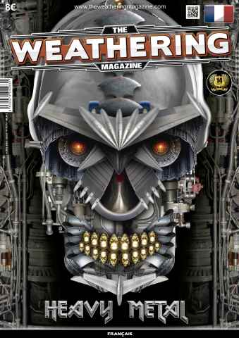 The Weathering Magazine French Edition issue HEAVY METAL