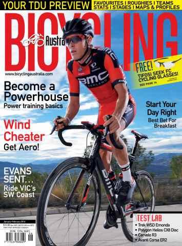 Bicycling Australia issue Jan/Feb 2016