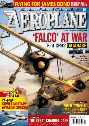 Aeroplane issue January 2016