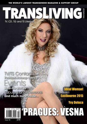 Transliving Magazine issue Transliving 50