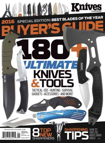 Knives Illustrated issue January-February 2016