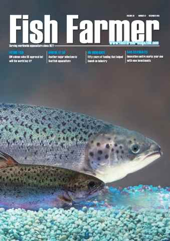 Fish Farmer Magazine issue December 2015
