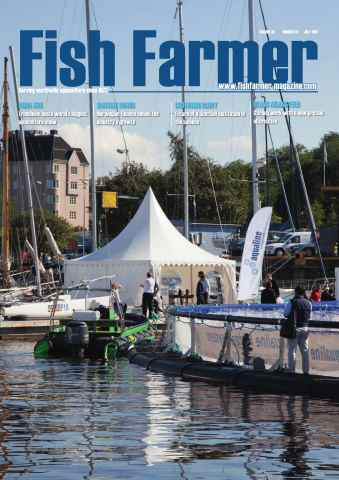 Fish Farmer Magazine issue July 2015