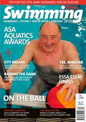 Swimming Times issue January 16