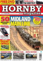 Hornby Magazine issue January 2016