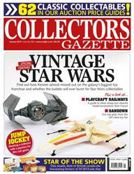 Collectors Gazette issue January 2016