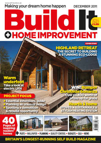 Build It issue December 2011