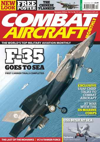 Combat Aircraft issue December 2011