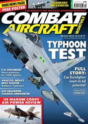 Combat Aircraft issue European Issue - Vol 12 No 10