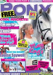 Pony Magazine issue December 2011