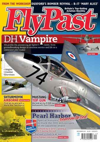 FlyPast issue December 2011