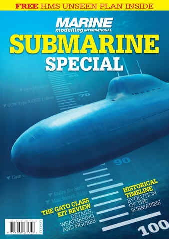 MMI Submarine Special issue Marine Modelling Special