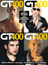 Gay Times issue December 11